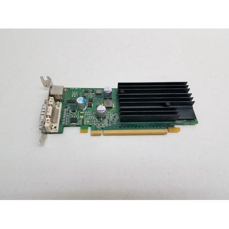 Refurbished Nvidia GeForce 9300GE Low Profile 256MB DDR2 SDRAM PCI Express x16 Video Card Geforce Fx5200 256mb