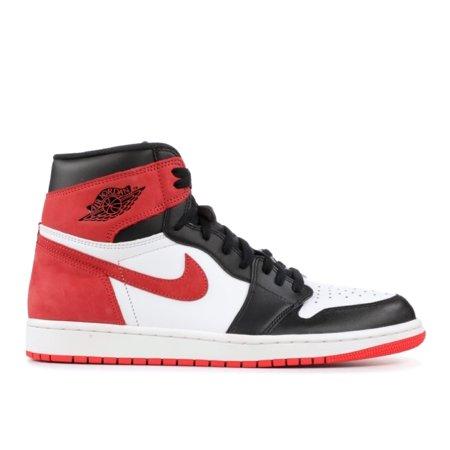Air Jordan - Men - Air Jordan 1 Retro High Og 'Track Red' - 555088-112 - Size 9.5 - image 2 de 2