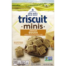 Crackers: Triscuit Minis
