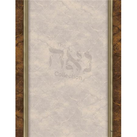 Nua Collection And Gifts SZ009M Design Paper - Embossed Leather  8.5 x 5.5 in. - 20 per -