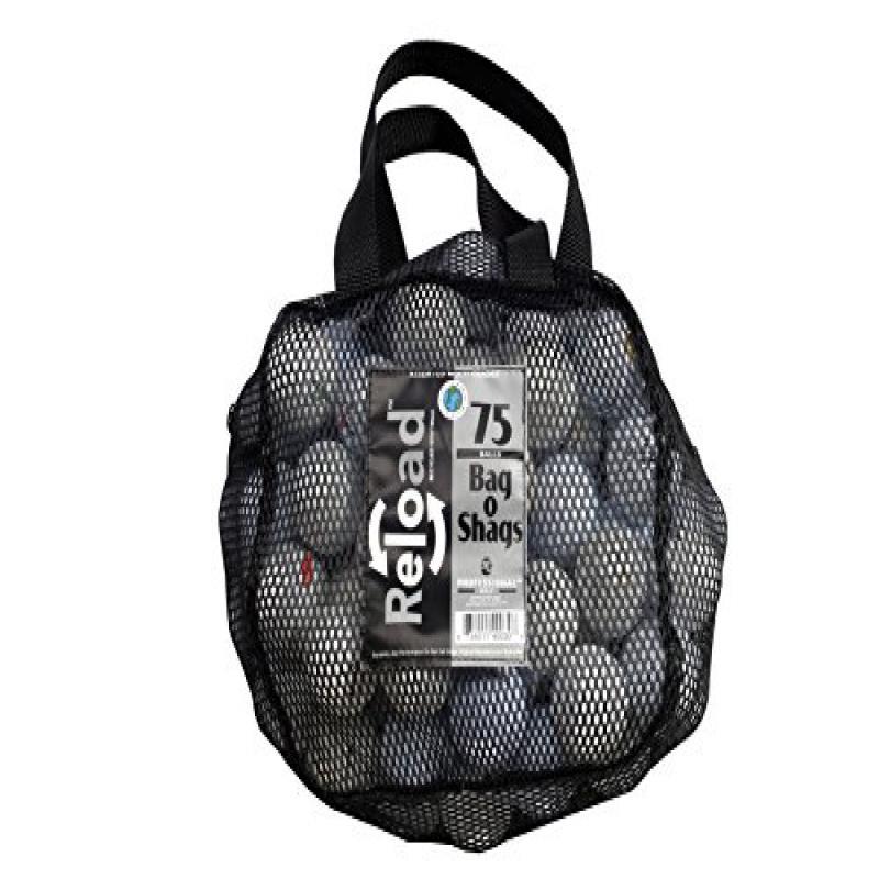Titleist Reload Recycled Golf Balls 75 Ball Mesh Bag