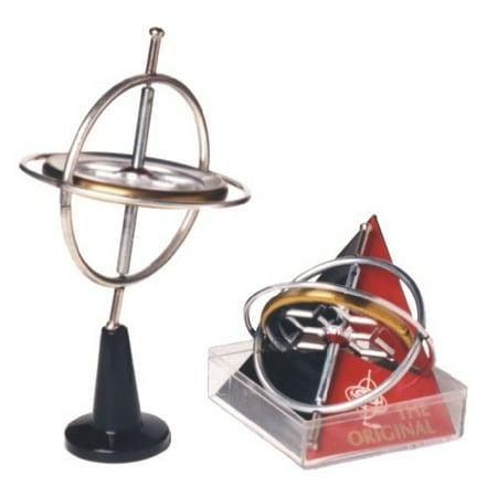 Original Gyroscope / Boxed Multi-Colored