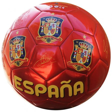 Seleccion Espanola  Soccer Team Signature Size 2 Medium