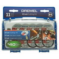 Deals on Dremel EZ688-01 EZ Lock Mini Cutting Kit
