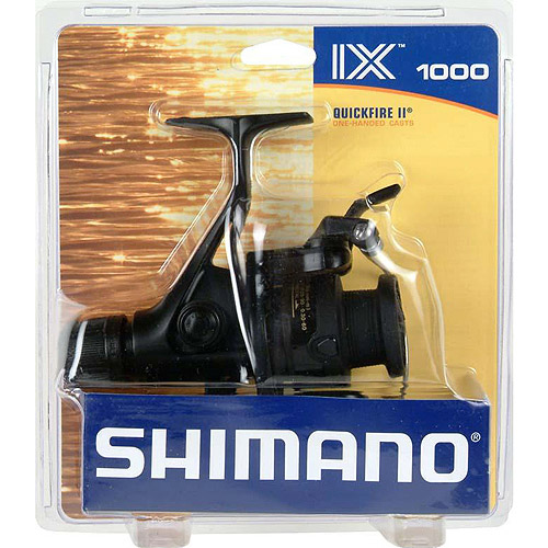 Shimano IX Rear Drag Spinning Reel