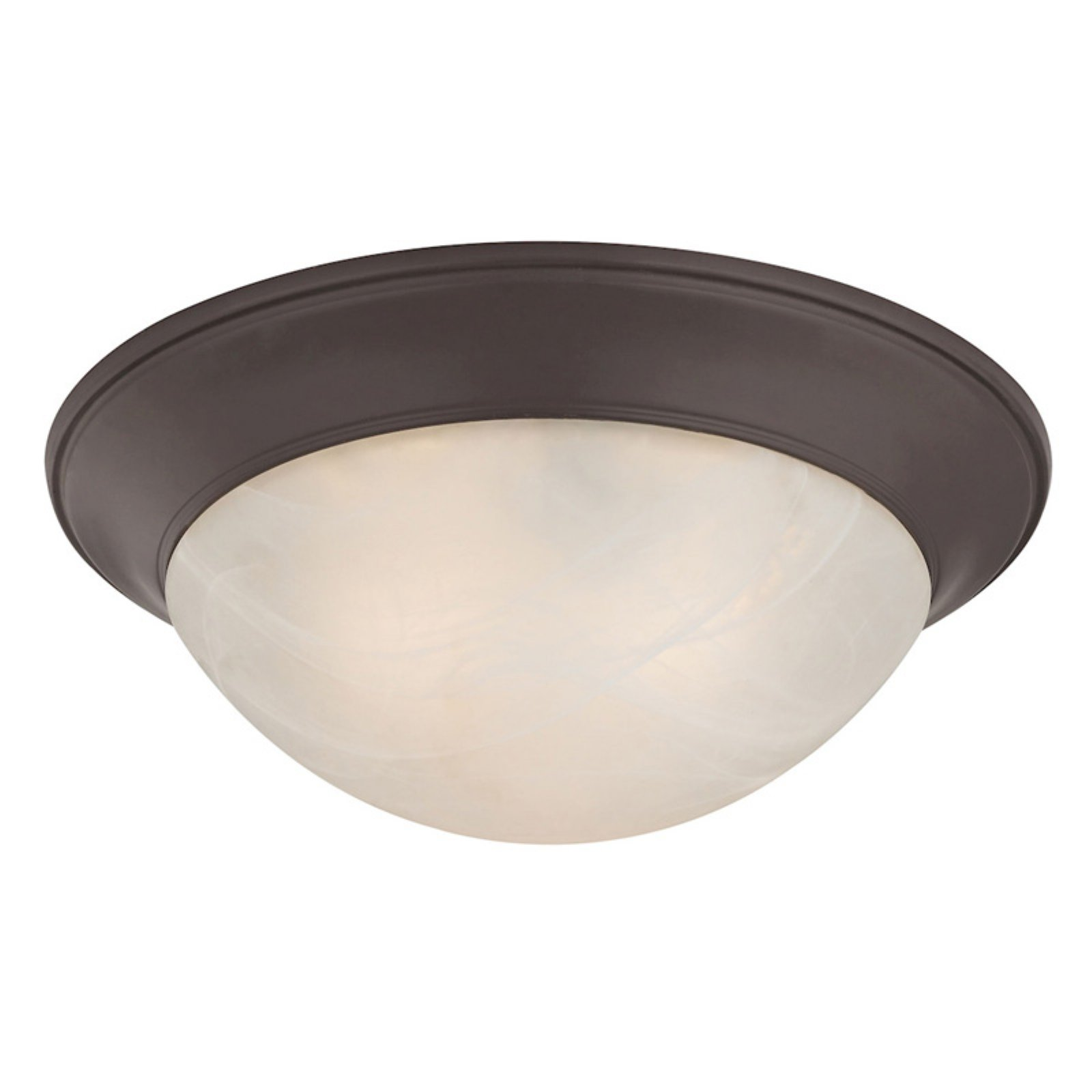 Thomas Lighting 7303 3 Light Flush Mount Ceiling Light by CornerStone