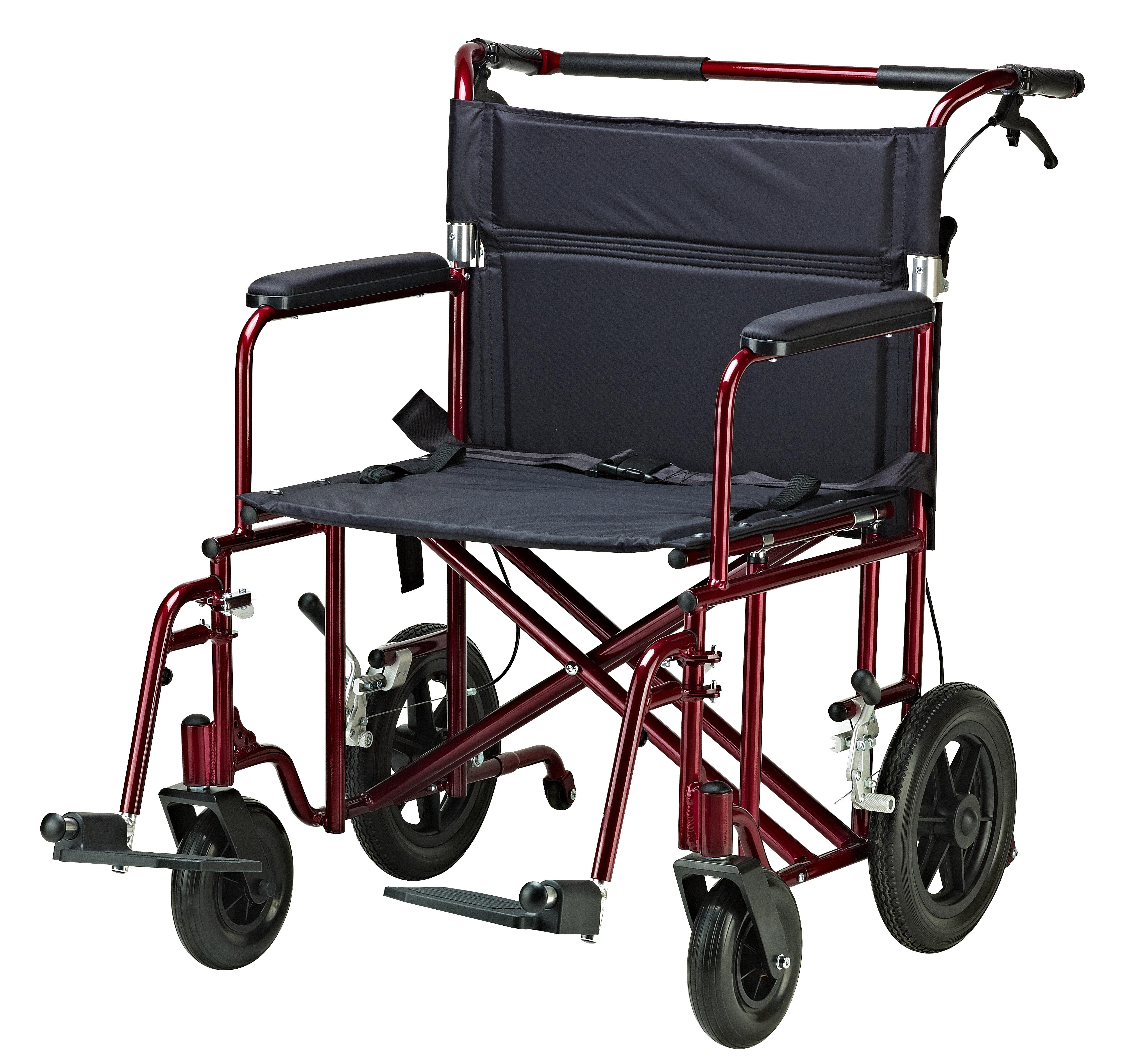 Drive Medical Bariatric Heavy Duty Transport Wheelchair - Walmart.com
