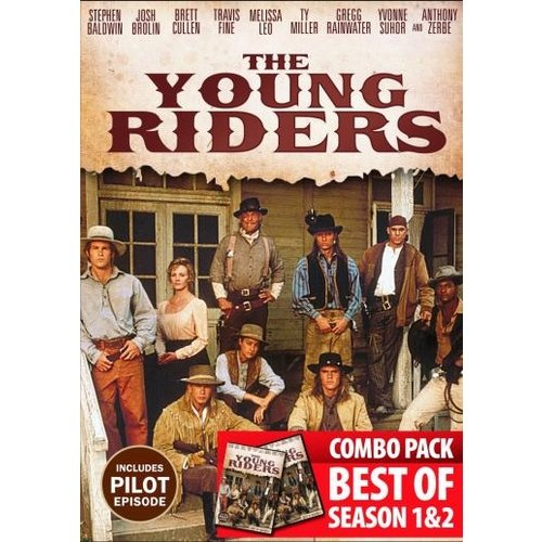 The Young Riders: Best Of Seasons 1 & 2 (Full Frame)
