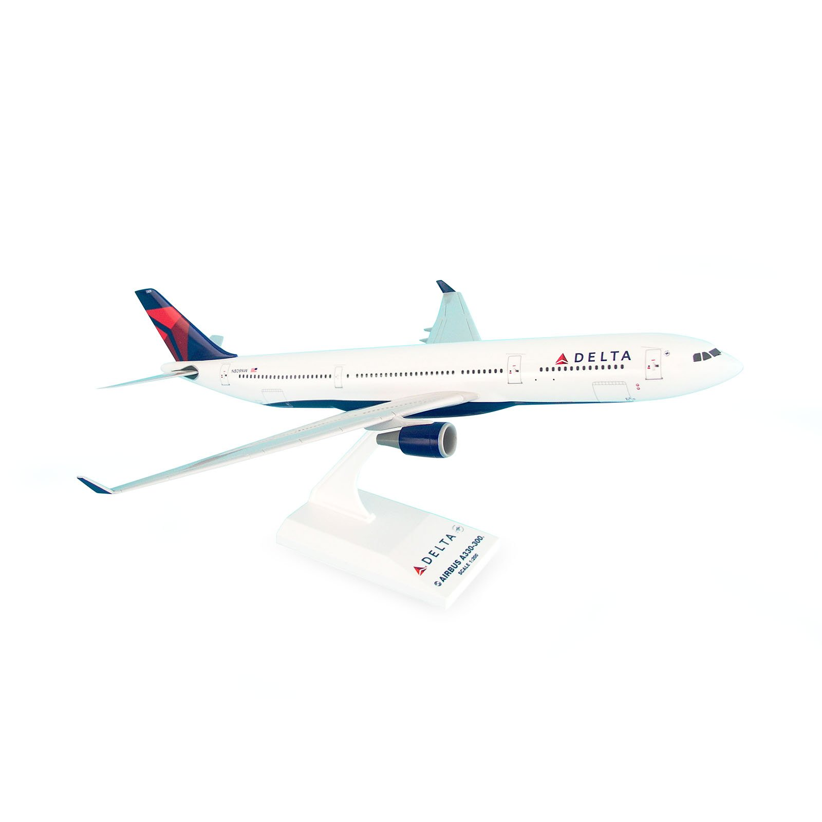 Skymarks Delta A330-300 New Livery Model Airplane by Skymarks