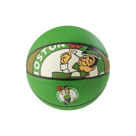 designer fashion fedb3 41192 Spalding NBA Boston Celtics Team Logo