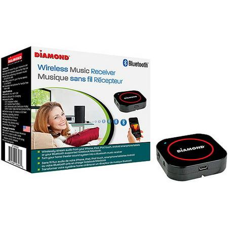 Diamond Wireless Bluetooth Music Receiver