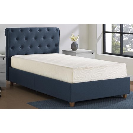 - Mainstays 8 inch Memory Foam Mattress, Multiple Sizes