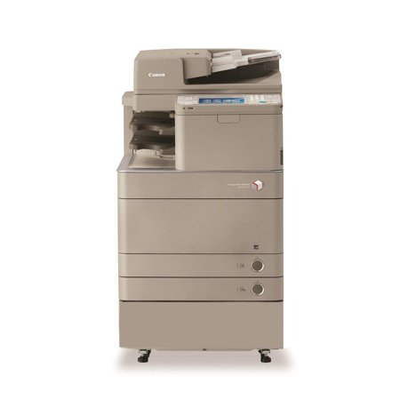 Refurbished Canon ImageRunner Advance C5255 A3 Color Laser Multifunction Copier - 55ppm, Print, Copy, Scan, Auto Duplex, Network, 1200 x 1200 dpi, SRA3/A3/A4/A5, 2 Trays, Stand