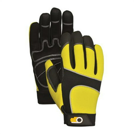 Image of Glove Mens Hi-Vis Performance Lg