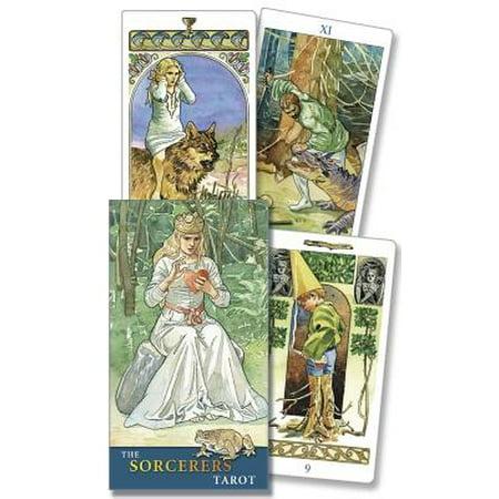 Sorcerers Tarot Cards