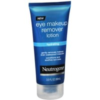 Neutrogena Eye Makeup Remover Lotion 3 oz (Pack of 2)