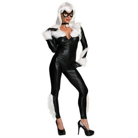 Adult size Black Cat Costume - Marvel Comics - 4 sizes - Superhero Legends - Marvel Superhero Costume