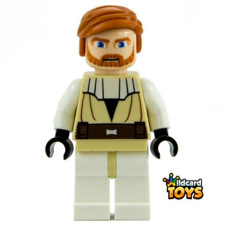 LEGO Star Wars Obi-Wan Kenobi Clone Wars (Lego Obi Wan Kenobi)