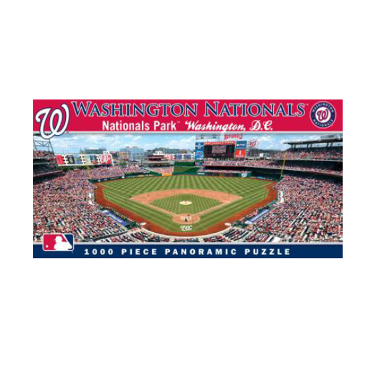 MasterPieces MLB Washington Nationals 1000-Piece Puzzle