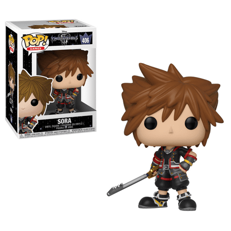 Funko POP! Disney: Kingdom Hearts 3 - Sora](Kingdom Hearts Halloween)