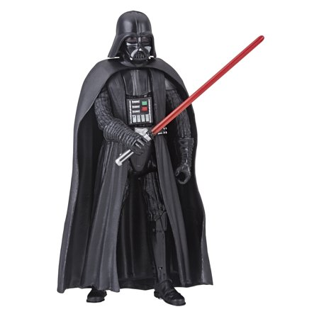 Star Wars Galaxy of Adventures Darth Vader Figure and Mini Comic ()