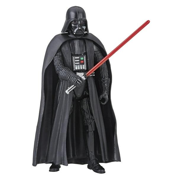 Star Wars Galaxy Of Adventures Darth Vader Figure And Mini Comic Walmart Com Walmart Com
