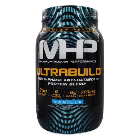 MHP - Ultrabuild Premium Series Vanilla - 1.75 lbs.