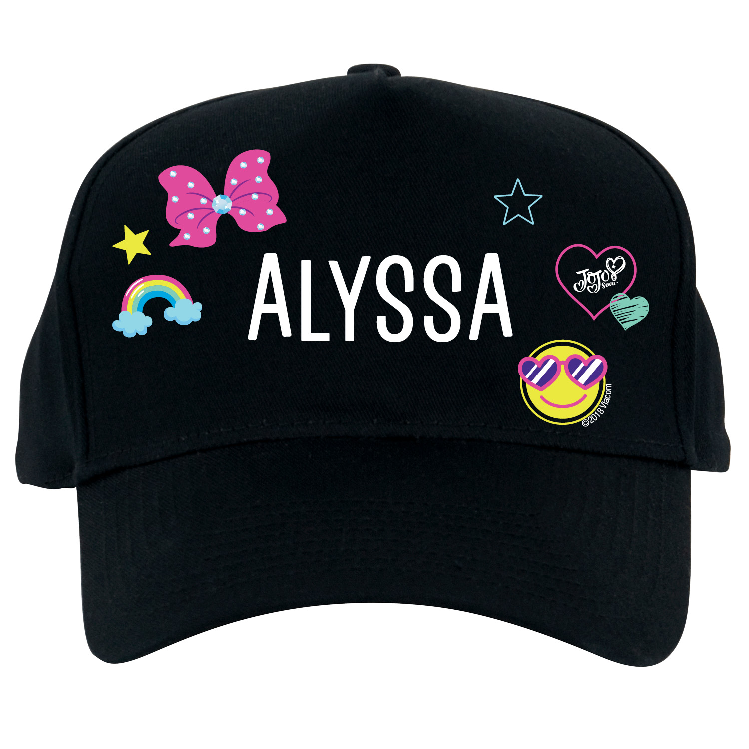 Sunshine and Rainbows Baseball Cap