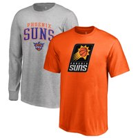 hot sale online 6be51 8dd32 Product Image Phoenix Suns Fanatics Branded Youth Square Up Combo T-Shirt  Set - Orange Gray