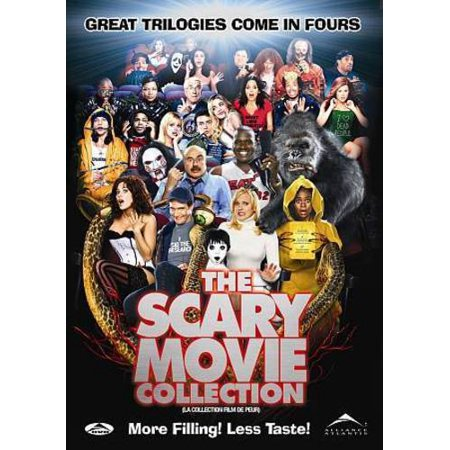 The Scary Movie Collection