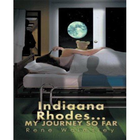 Indiaana Rhodes . . . My Journey So Far - image 1 of 1