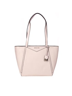 25ac1463d6f7 Product Image Michael Kors Small Whitney Pebbled Leather Tote- Soft Pink