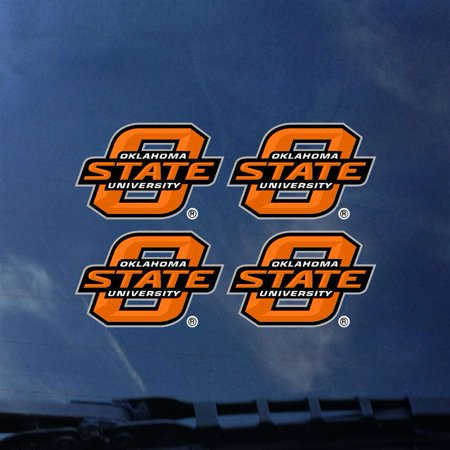 Oklahoma State Cowboys Transfer Decals - Set of - Cowboys Decals