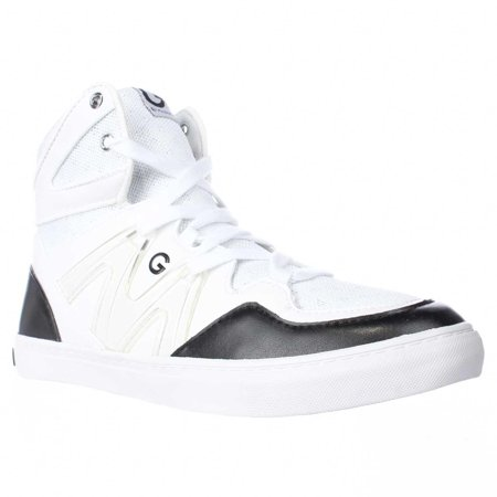 fae9897ab G BY GUESS - g by guess otrend women s fashion sneakers white multi size 9 m  - Walmart.com