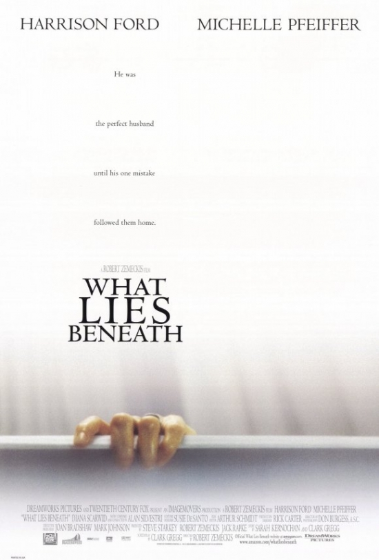What Lies Beneath Movie Poster Print (27 x 40) by Pop Culture Graphics