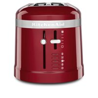 KitchenAid KMT5115DG 4 Slice Long Slot Toaster with High-Lift Lever, Dark Grey