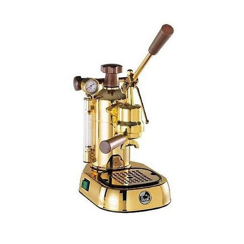 Click here to buy La Pavoni Professional 16 Cup Espresso Machine by La Pavoni.