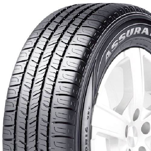<strong>Goodyear Assurance All-Season Radial Tire</strong>}