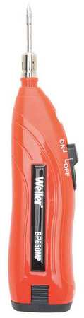 WELLER BP650MP Soldering Iron, Battery Powered, Conical by Weller