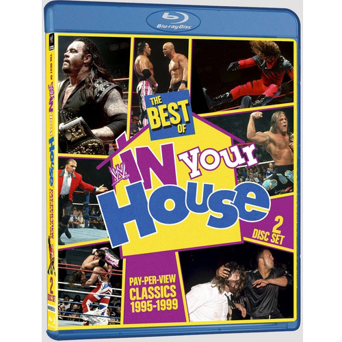 WWE: The Best Of WWE In Your House (Blu-ray) (Full Frame)