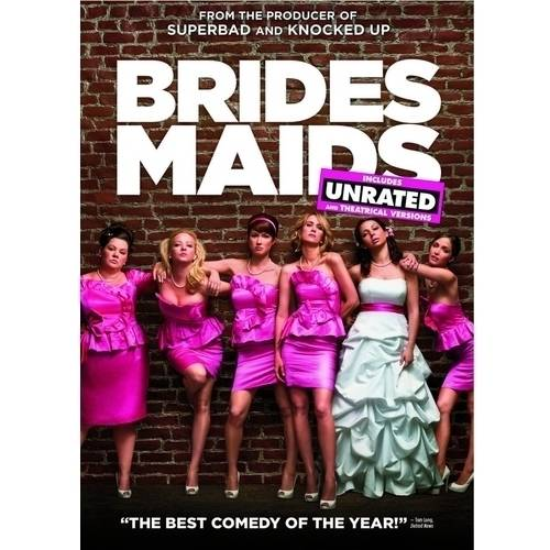 Bridesmaids (Unrated/Rated) (With INSTAWATCH)