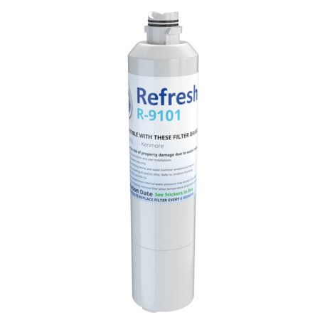 Replacement For Samsung RF4287HARS/XAA Refrigerator Water Filter - by Refresh (Rf4287hars Xaa Water Filter)
