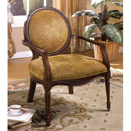 Fantastic Simple Relax 1Perfectchoice Hamilton Dark Oak Floral Fabric Ncnpc Chair Design For Home Ncnpcorg