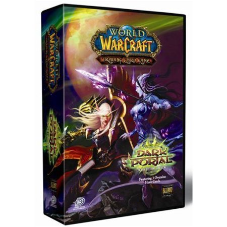 World of Warcraft TCG Dark Portal Starter Deck, Amazing original art from today's top creators gives you a fresh look at the World of Warcraft unive Ship from (Warcraft Tcg Dark Portal)