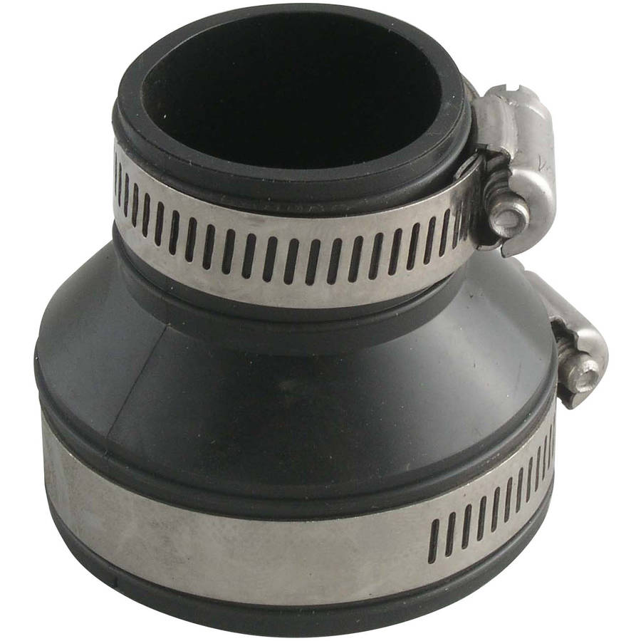"LDR 808 DTC-150 1-1/2"" x 1-1/4"" Drain Trap Connector"