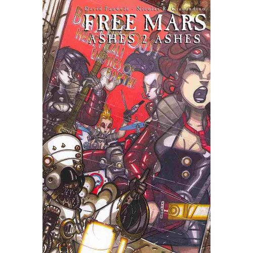 Free Mars 2: Ashes to Ashes