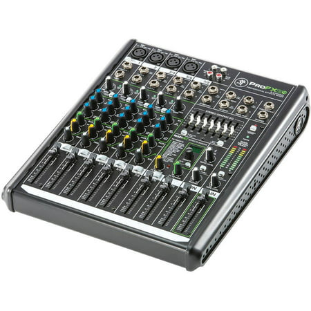 Mackie Digital Mixer (Mackie PROFX8V2 8-Channel Compact Mixer with USB and Effects )