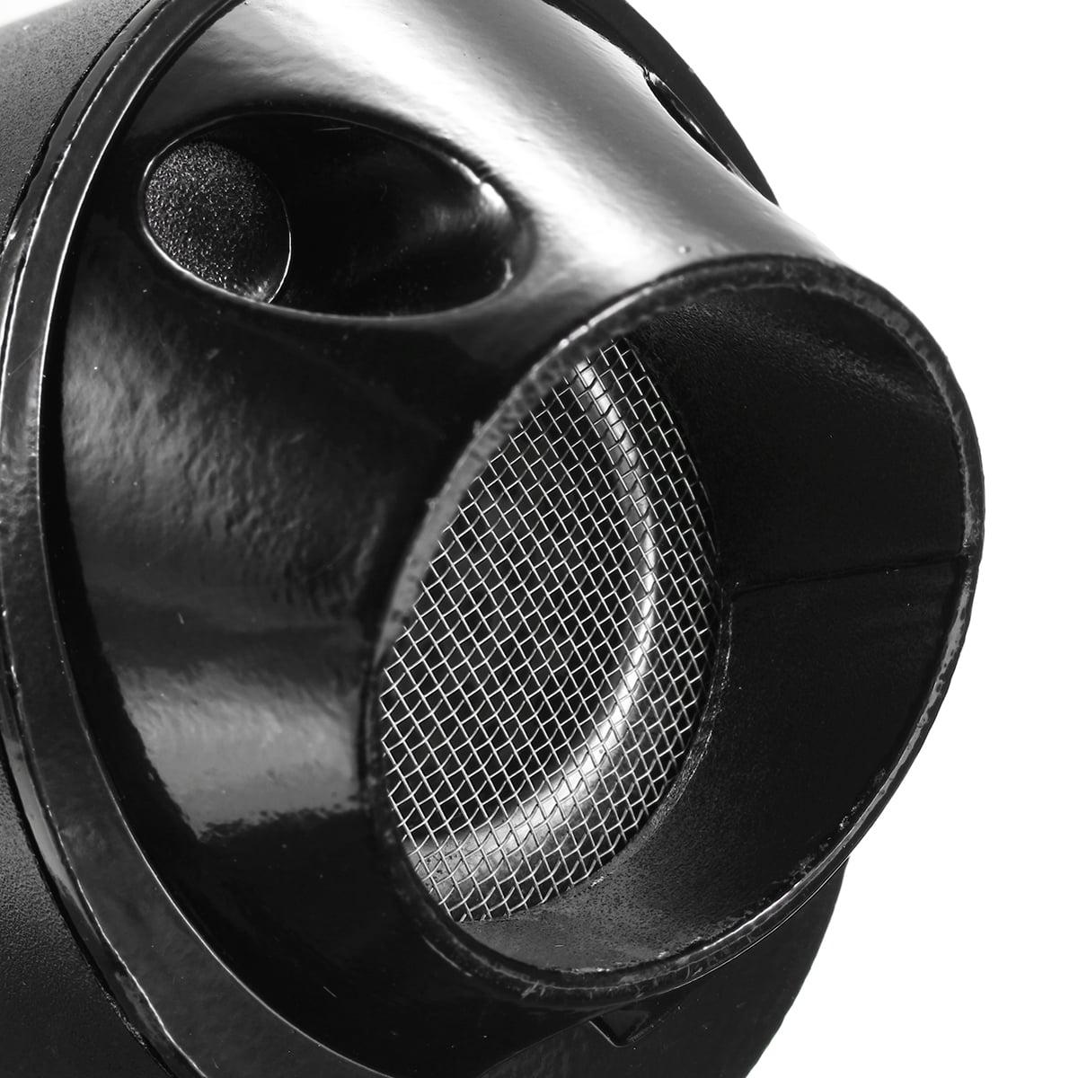 28mm Black Muffler Exhaust Pipe Clamp 50cc 110cc 125cc Dirt Pit Quad Bike ATV