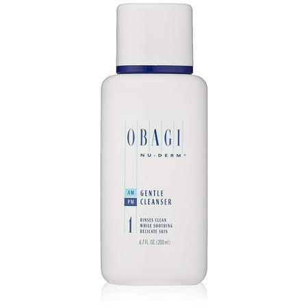 Obagi Nu-Derm Gentle Cleanser, 6.7 fl. oz.