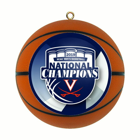 Virginia Cavaliers 2019 NCAA National Champions Replica Basketball Ornament